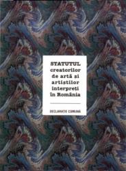 Statutul creatorilor de arta si artistilor interpreti in România